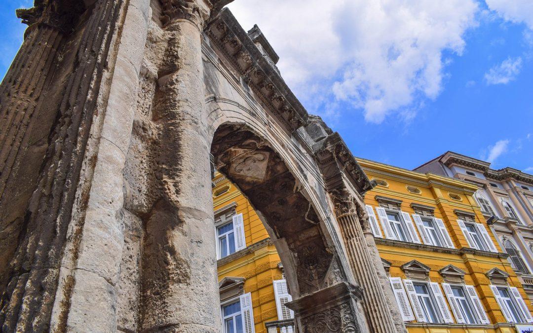 Slavoluk Sergijevaca (Zlatna Vrata)